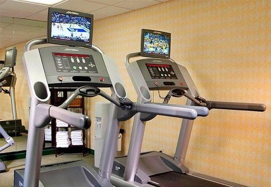 Courtyard by Marriott Dallas LBJ at Josey: Fitness Center