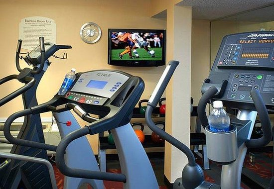 Dublin, OH: Fitness Center
