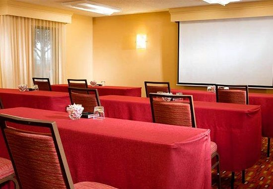 Courtyard by Marriott Dallas Arlington by the Ballpark: Meeting Room