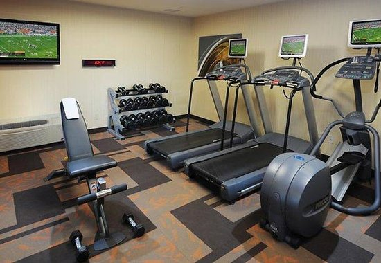 Courtyard by Marriott Tucson Airport: Fitness Center
