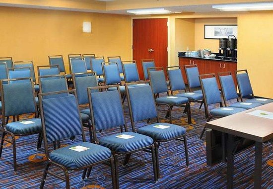 Courtyard by Marriott Tucson Airport: Meeting Room  Theater Style