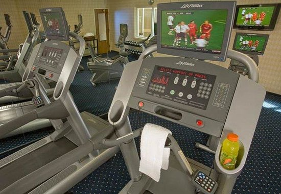 Foster City, Kalifornien: Fitness Center