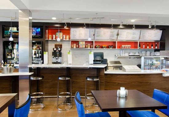 Courtyard by Marriott St. Louis Westport Plaza: The Bistro