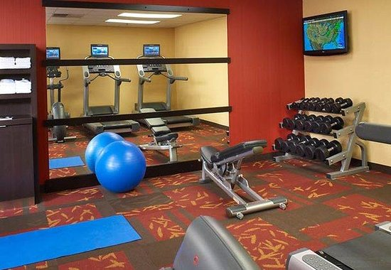 Courtyard by Marriott Lexington North : Fitness Center