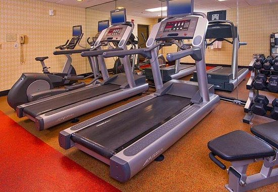 Courtyard by Marriott Baltimore BWI Airport: Fitness Center