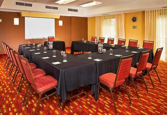 Courtyard by Marriott Baltimore BWI Airport: Meeting Room
