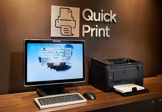 Courtyard by Marriott Indianapolis Carmel: Quick Print