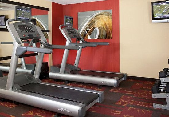 Courtyard by Marriott Anaheim Buena Park: Fitness Center