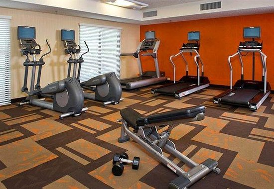 Courtyard by Marriott Charlotte SouthPark: Fitness Center