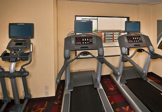 Fayetteville, Carolina del Norte: Fitness Center