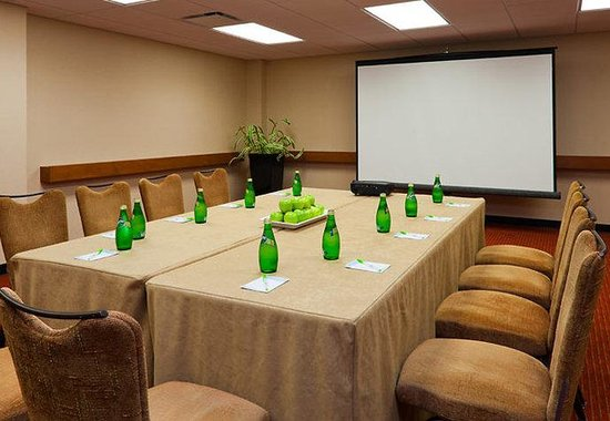 Fairfield Inn & Suites Indianapolis Downtown: Meeting Room