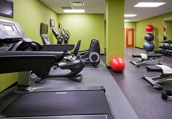 Fairfield Inn & Suites Indianapolis Downtown: Fitness Center
