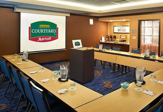 Courtyard by Marriott Cincinnati Covington: Cincinnati Meeting Room