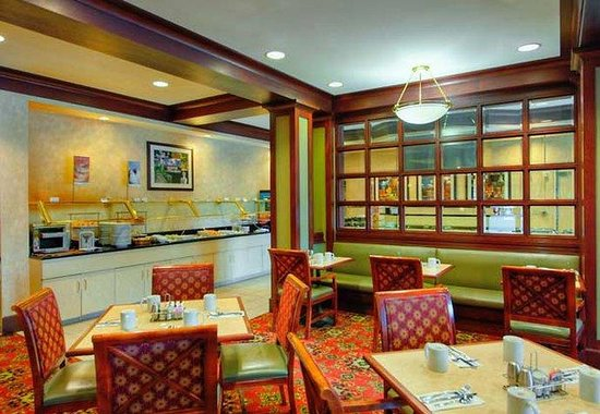 Courtyard by Marriott Worcester: Courtyard Café