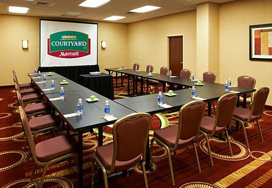 ‪‪Courtyard by Marriott Chicago Downtown‬: Wabash Meeting Room‬
