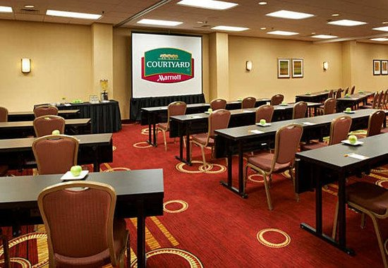 ‪‪Courtyard by Marriott Chicago Downtown‬: Michigan Avenue Meeting Room‬