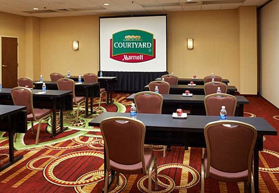 ‪‪Courtyard by Marriott Chicago Downtown‬: Illinois Street Meeting Room‬