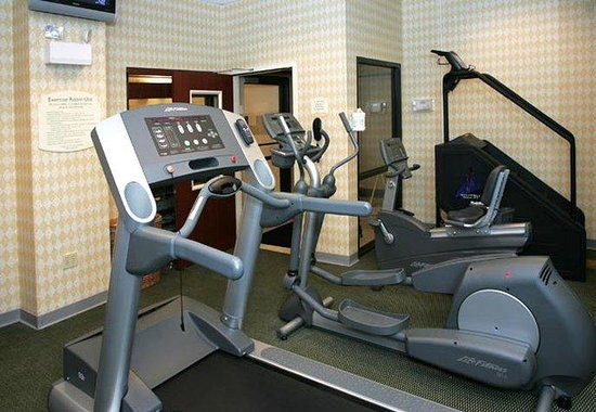 Courtyard Hanover Lebanon: Fitness Center