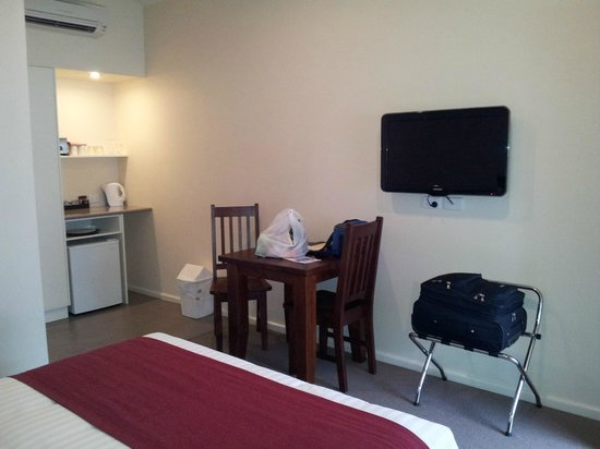Tumut, : Deluxe room