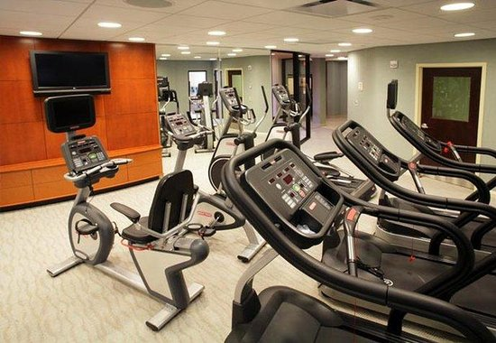 Courtyard Atlantic City: Fitness Center