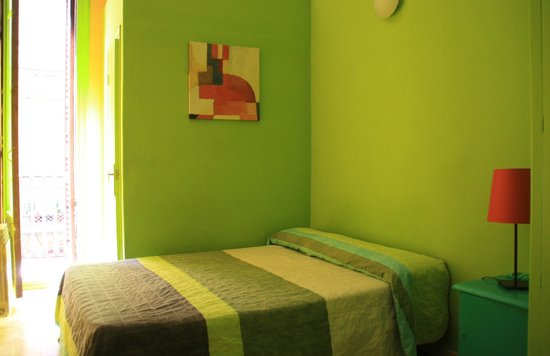 Downtown Paraiso Hostel : Double Room