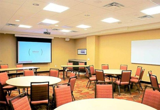 Courtyard by Marriott Silver Spring Downtown: The Fenton Room