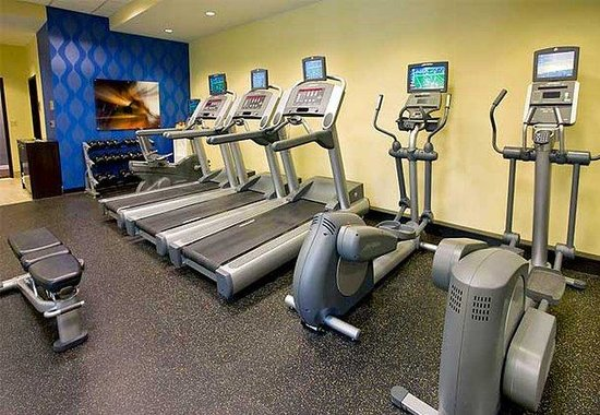 Federal Way, WA: Fitness Center