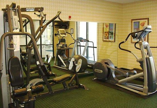 Courtyard by Marriott Memphis Southaven: Fitness Center