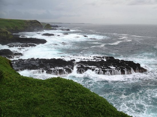 Phillip Island, Australia: nobbies