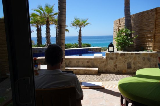 One & Only Palmilla Resort: Casitas 2311 - bad view