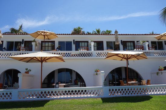 One & Only Palmilla Resort: Bayside Casitas - seem nice, no private plung pools