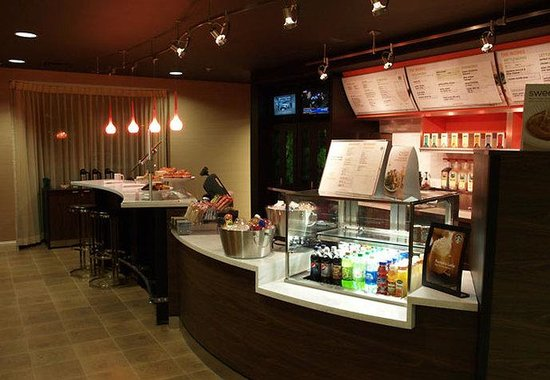 Courtyard by Marriott Colorado Springs South: The Bistro