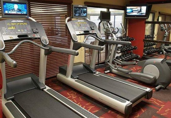 Courtyard by Marriott Colorado Springs South: Fitness Center