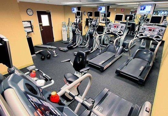 Courtyard by Marriott Los Angeles Old Pasadena: Fitness Center