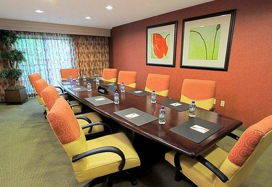Courtyard by Marriott Los Angeles Old Pasadena: Boardroom