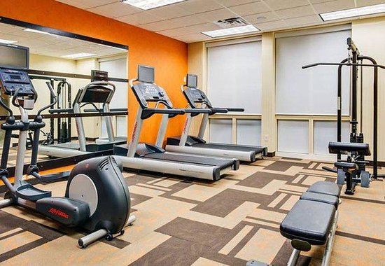 Courtyard Fort Lauderdale SW / Miramar: Fitness Center