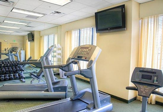 Courtyard by Marriott St. Petersburg Downtown: Fitness Center