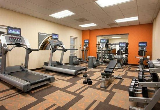 Courtyard by Marriott Oakland Emeryville: Fitness Center