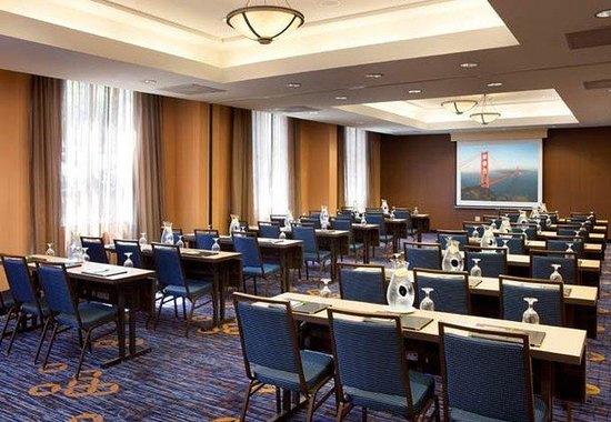 Courtyard by Marriott Oakland Emeryville: Treasure Island Meeting Room