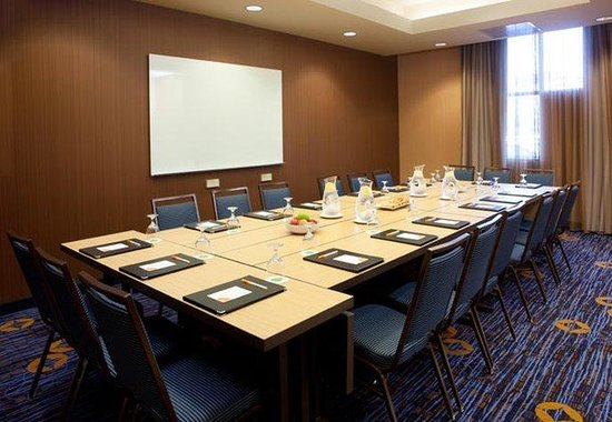 Courtyard by Marriott Oakland Emeryville: Yerba Buena Island Meeting Room
