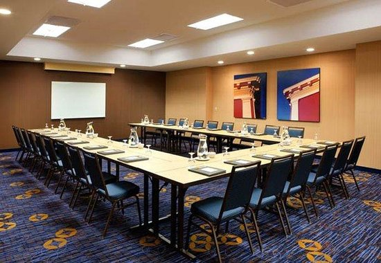 Courtyard by Marriott Oakland Emeryville: Alameda Island Meeting Room