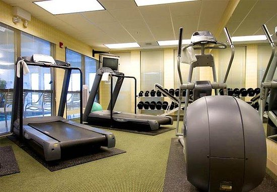 Courtyard by Marriott Missoula: Exercise Room