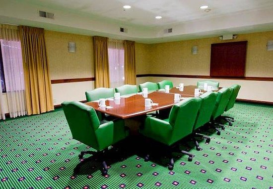 Courtyard by Marriott Missoula: Boardroom