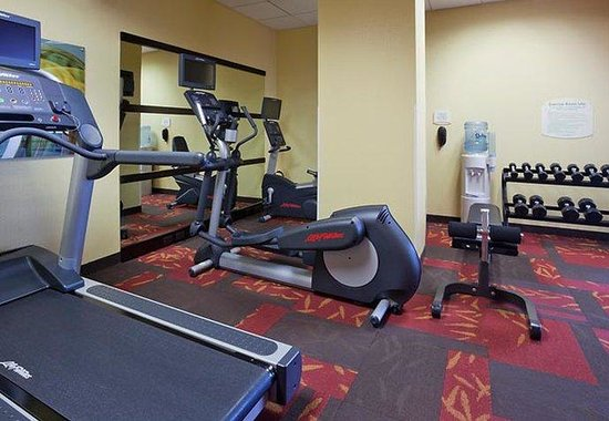 Courtyard Rochester Mayo Clinic Area/Saint Marys: Fitness Center