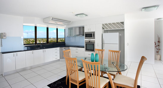 Caloundra, : Massive self-contained kitchen