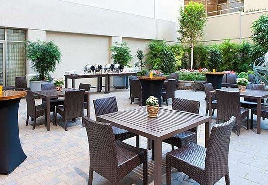 Courtyard San Francisco Downtown: Outdoor Events