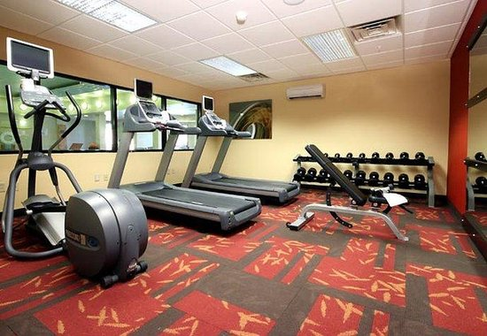 Courtyard Houston Intercontinental Airport: Fitness Center