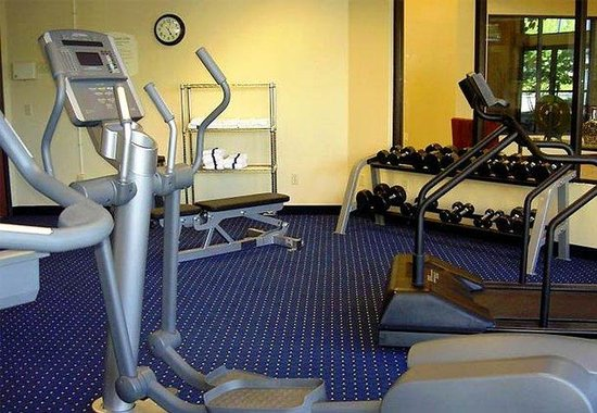 Fairfield, CA: Exercise Room