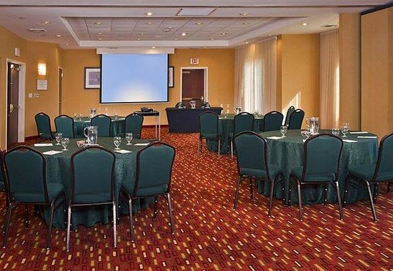 Courtyard by Marriott Long Island MacArthur Airport: Fire Island Meeting Room
