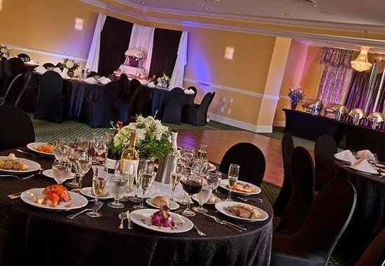 Courtyard by Marriott Long Island MacArthur Airport: Gardiner Bay Ballroom Banquet
